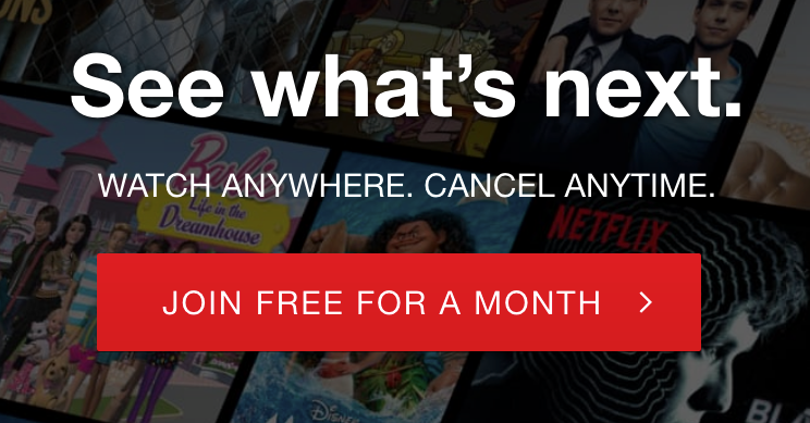 The Netflix trial funnel