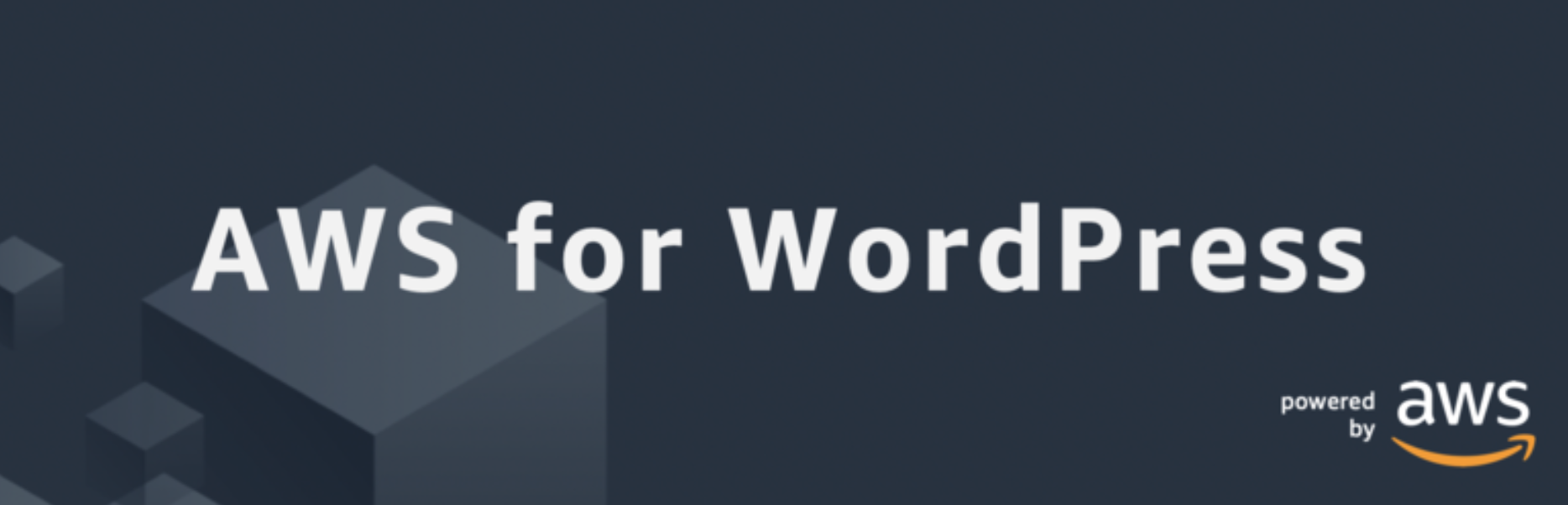 AWS for WordPress