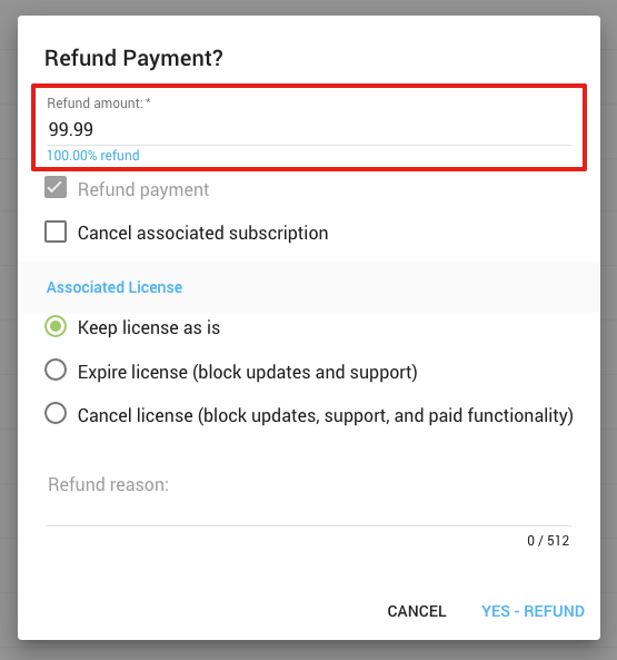 freemius-partial-refunds-selecting-refund-amount.png