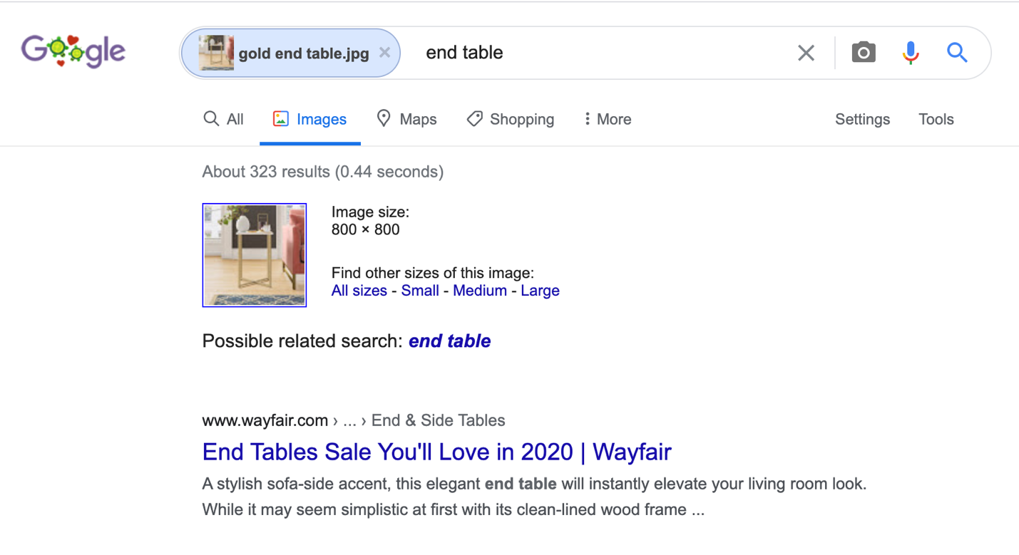 end table image search