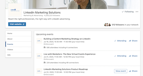 LinkedIn Adds 3 New Features to Company Pages